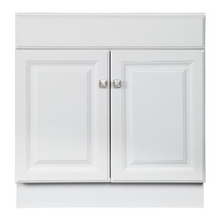 Reviews Steubenville 30 Double Door Vanity Base Only By Andover Mills