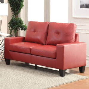 Platinum II Loveseat by ACME Furniture