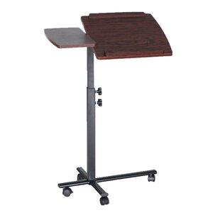 Premium Adjustable Laptop Cart by Famis Corp