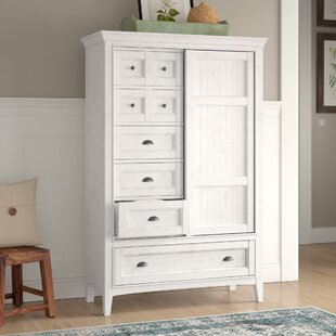 Big Save Calila 6 Drawer Gentleman's Chest by Birch Lane™ Heritage