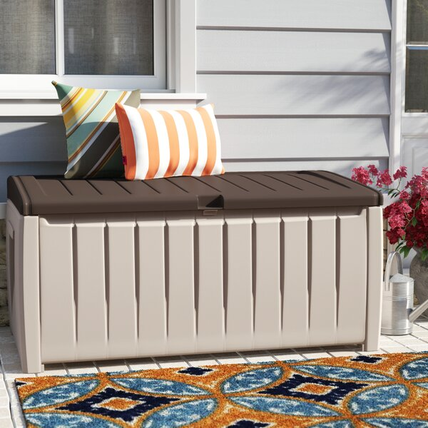 200 Gallon Plastic Deck Box Wayfair
