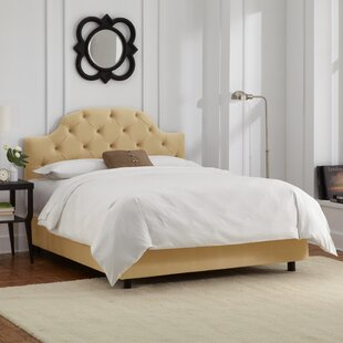 Enedina Upholstered Panel Bed