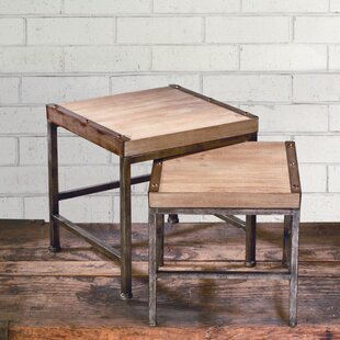 Schexnayder 2 Piece Nesting Tables
