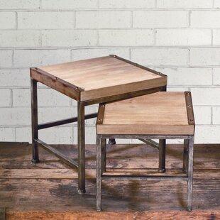 Schexnayder 2 Piece Nesting Tables