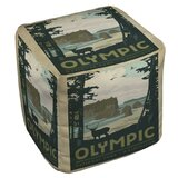 Olympic Pouf by Manual Woodworkers & Weavers