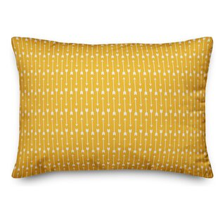 Greenwood Arrows Lumbar Pillow