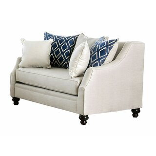 Aksel Loveseat by Winston Porter SKU:EB907627 Reviews