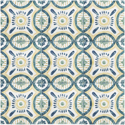 backsplash tile - Turquoise Floor Tile