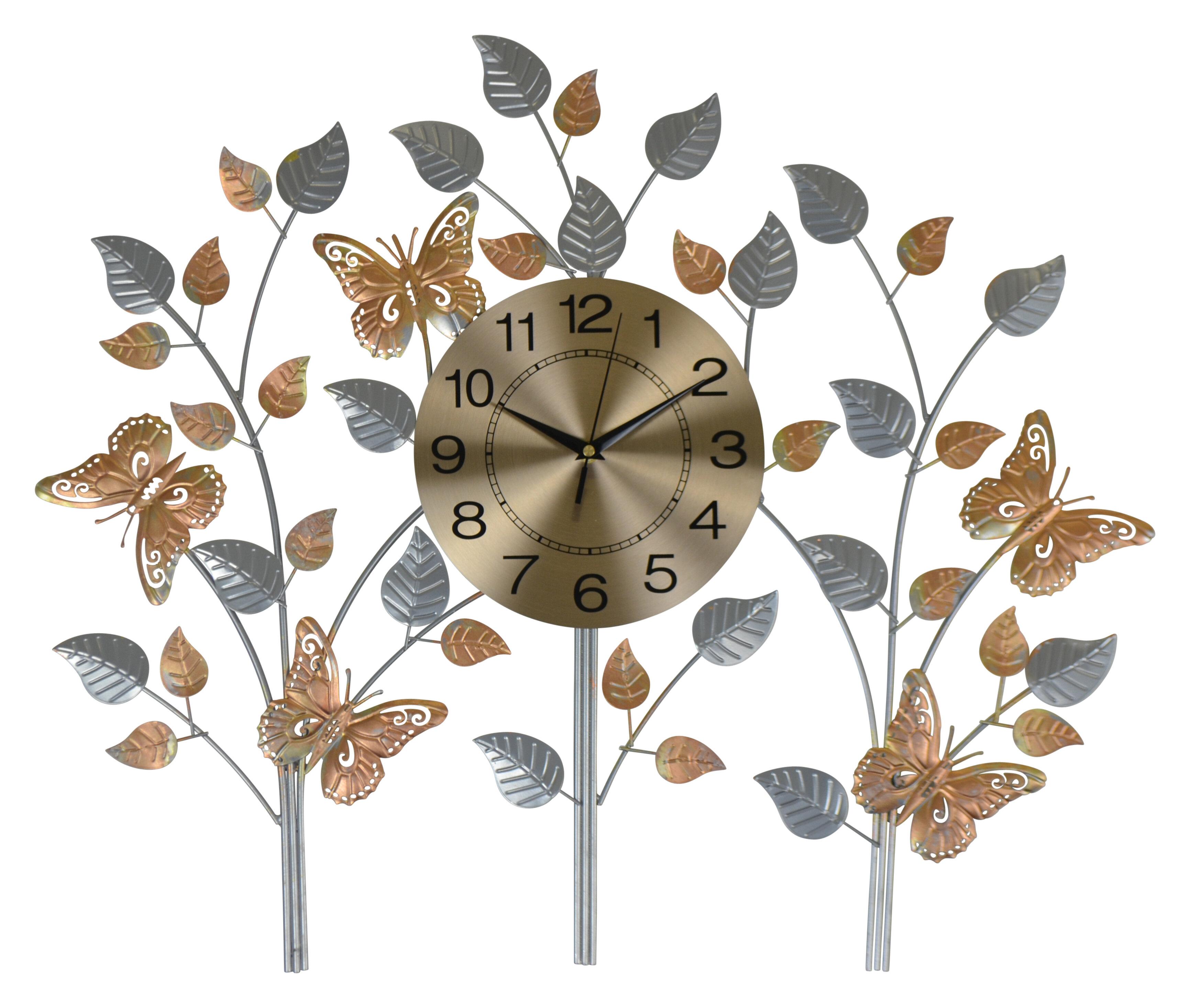Animal Modern Contemporary Wall Clocks You Ll Love In 2021 Wayfair