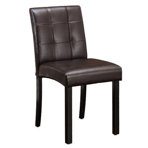 Harkin Genuine Leather Upholstered Dining..