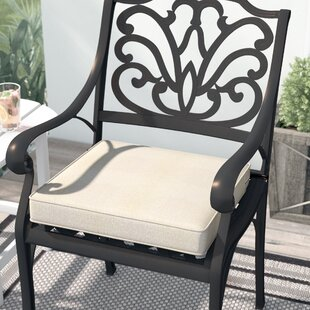 Searcy FadeSafe™ Square Outdoor Dining Chair Cushion