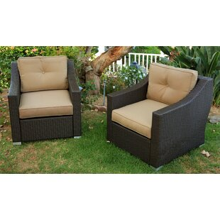Tampa 2 Piece Seating Group with Cushions