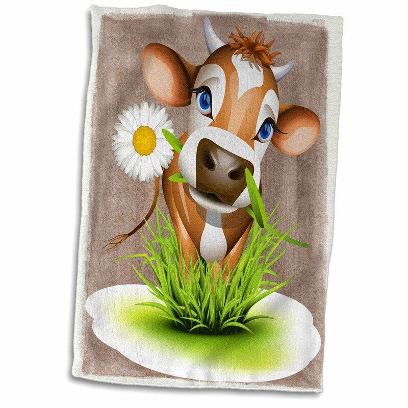 Symple Stuff Heide Jersey Cow In Gr