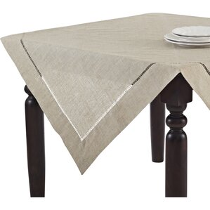 Kitt Hemstitched Tablecloth