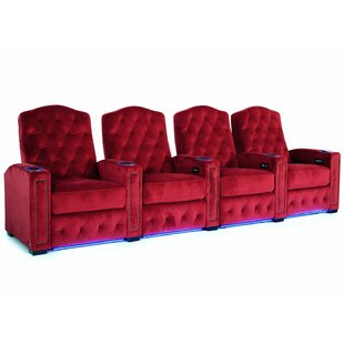 HR Series Home Theater Row Seating Row of 4