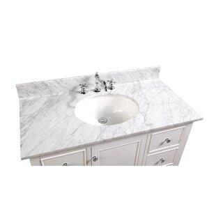 Ensemble meuble-lavabo simple 42