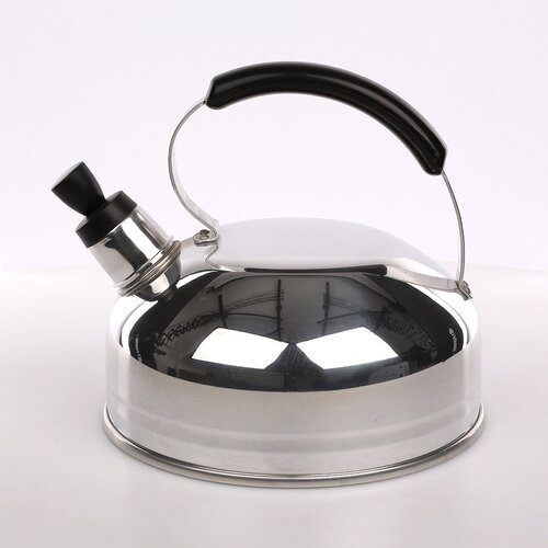 Marriott 2L Whistling Stovetop Kettle Symple Stuff Colour: S