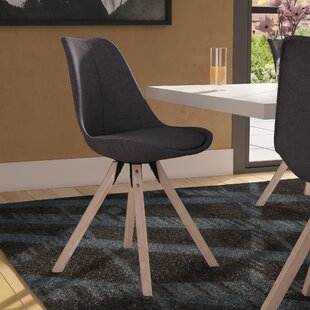 Shubert Upholstered Dining Chair by Wrought Studio Coupon