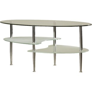 Allemans Gl Oval Coffee Table