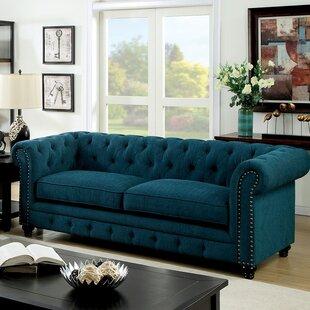 Flounder Chesterfield Sofa