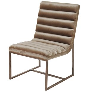 Darrens Channel Back Lounge Chair by Foundry Select