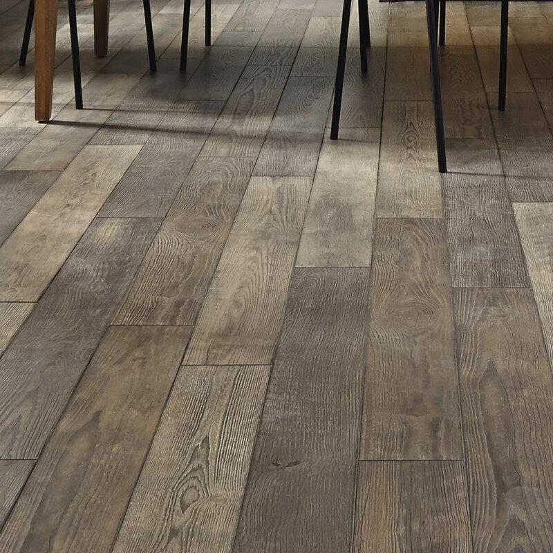 Mannington Restoration 6 X 51 X 12mm Oak Laminate Flooring In