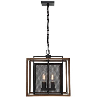 Comparison Minor 2-Light Foyer Chandelier By Union Rustic