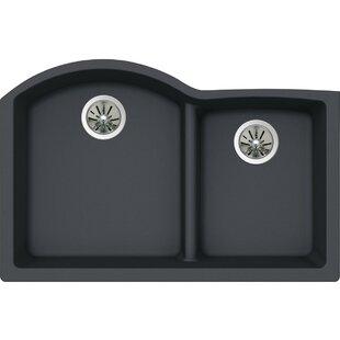 Black Stainless Steel Kitchen Sinks You\'ll Love | Wayfair