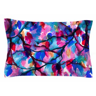 Ebi Emporium 'By Any Other Name' Watercolor Sham