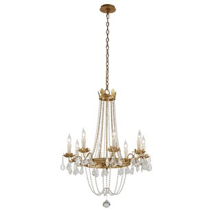Welcher 8-Light Empire Chandelier