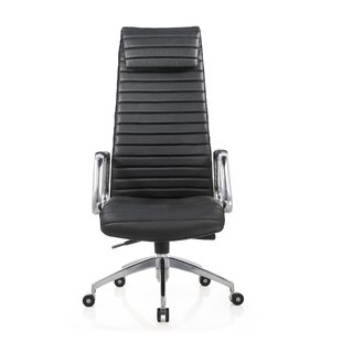 Reviews Pelagia Conference Chair by Brayden Studio Reviews (2019) & Buyer's Guide