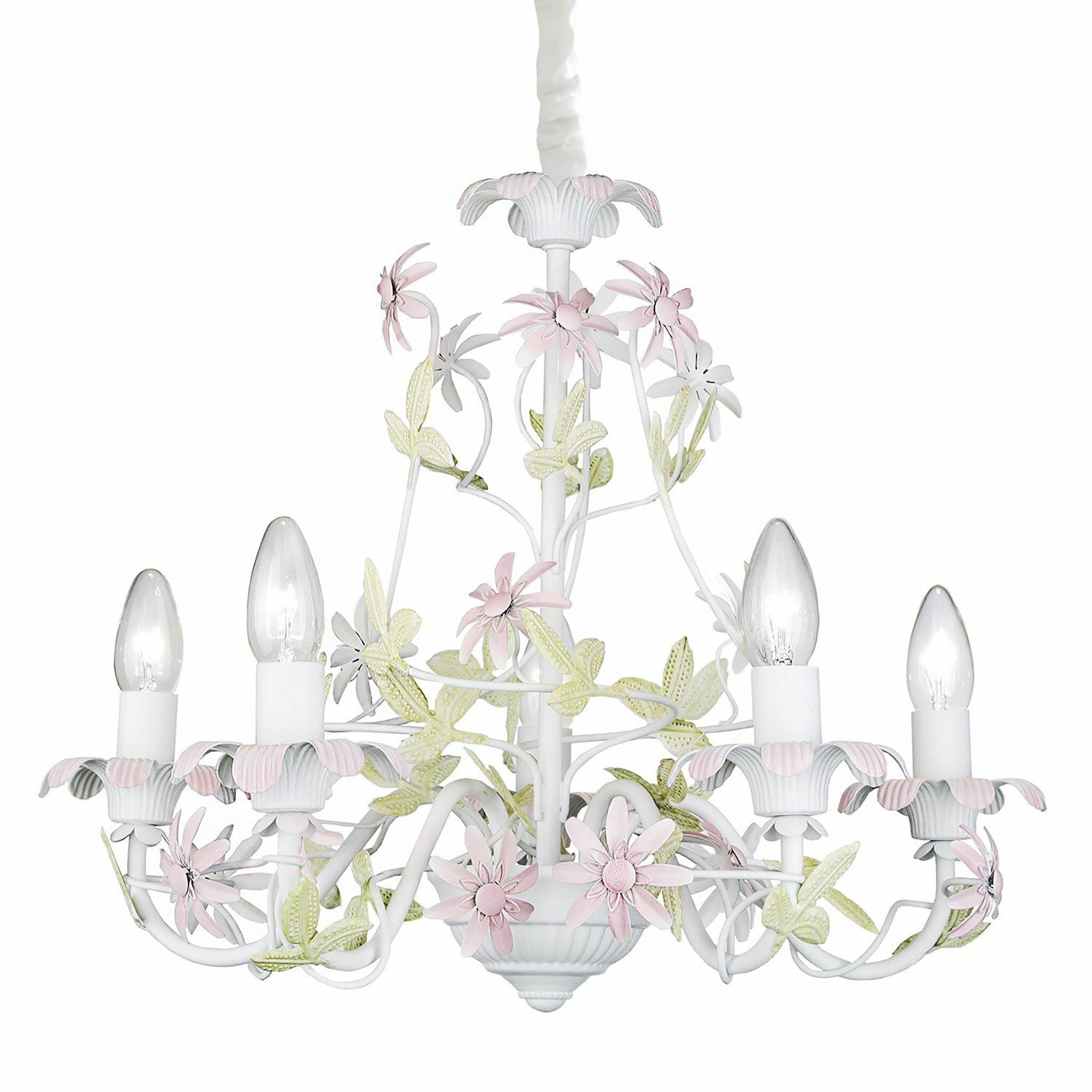 Harriet Bee Chorley 5 Light Candle Style Classic Traditional Chandelier Wayfair Ca