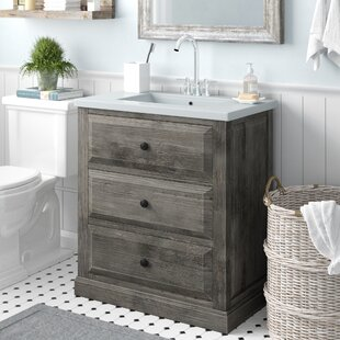 Bellevue 30 inch  Single Sink Bathroom Vanity Set