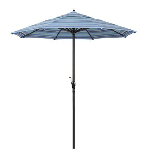 Nunn 8' Market Sunbrella Umbrella by Canora Grey Coupon