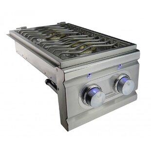 Cutlass Gas Double Burner