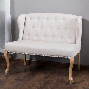 Epone Upholstered Bench