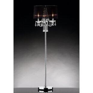 Crystal Drop 46 5 Floor Lamp