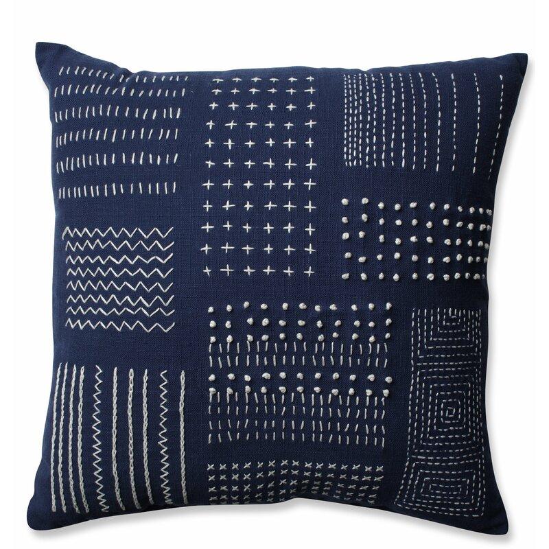 Tribal Cotton Throw Pillow Reviews Joss Main