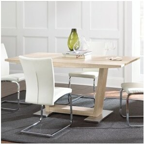Mira Dining Table by Steve Silver Furniture