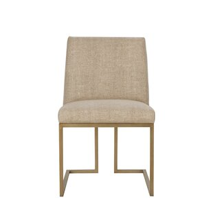 Nolanville Upholstered Dining Chair Everly Quinn