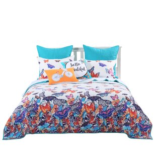 Vicente Reversible Quilt Set