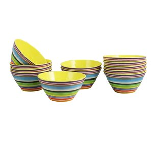 Lorelei Melamine Cereal Bowl (Set of 12)