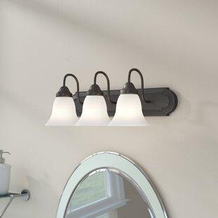Buy luxury Gurney 3-Light LED Vanity Light By Three Posts