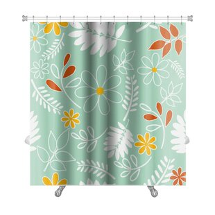 Leaves Leaf Premium Single Shower Curtain by Gear New Purchase
