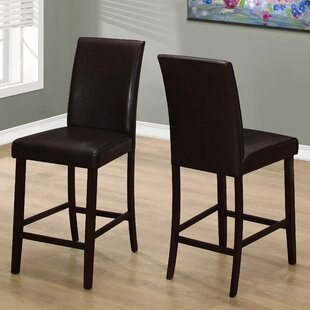 Williamsburg 24 Bar Stool (Set of 2) Red Barrel Studio
