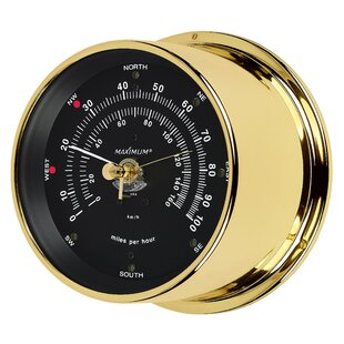 Nautical Outdoor Thermometers You'll Love in 2019 | Wayfair