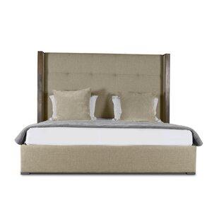 Buy luxury Hank Upholstered Panel Bed by Brayden Studio Reviews (2019) & Buyer's Guide