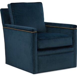 Raylen Swivel Armchair by Sam Moore Top Reviews