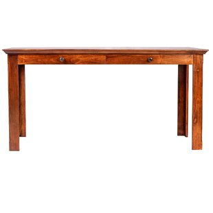 Torin Knob Writing Desk by Millwood Pines Today Only Sale