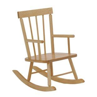 Kids Rocking Chair ByAngeles